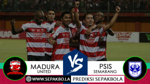 Prediksi Bola Liga Indonesia Madura United vs PSIS Semarang 25 November 2018