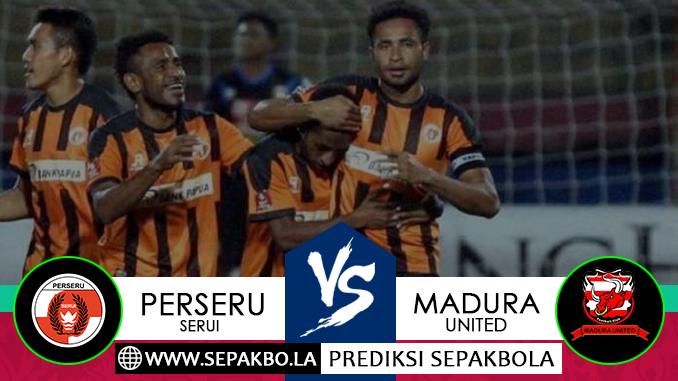 Prediksi Bola Liga Indonesia Perseru vs Madura United 01 Desember 2018