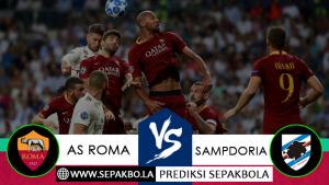 Prediksi Sepakbola AS Roma vs Sampdoria 11 November 2018