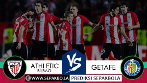 Prediksi Sepakbola Athletic Bilbao vs Getafe 25 November 2018