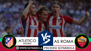 Prediksi Sepakbola Atletico Madrid vs AS Monaco 29 November 2018