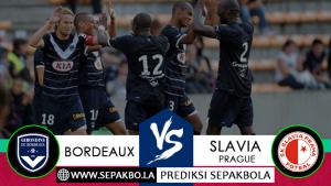 Prediksi Sepakbola Bordeaux vs Slavia Prague 30 November 2018