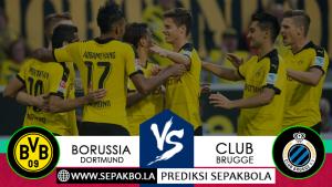 Prediksi Sepakbola Borussia Dortmund Vs Club Brugge 29 November 2018