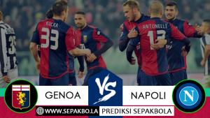 Prediksi Sepakbola Genoa vs Napoli 11 November 2018