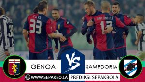 Prediksi Sepakbola Genoa vs Sampdoria 26 November 2018