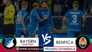 Prediksi Sepakbola Hoffenheim vs Shaktar Donetsk 28 November 2018