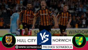 Prediksi Sepakbola Hull City vs Norwich 28 November 2018