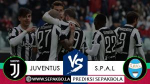 Prediksi Sepakbola Juventus vs SPAL 25 November 2018