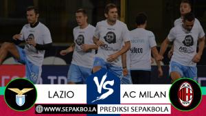 Prediksi Sepakbola Lazio vs AC Milan 26 November 2018