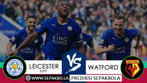 Prediksi Sepakbola Leicester City vs Watford 01 Desember 2018