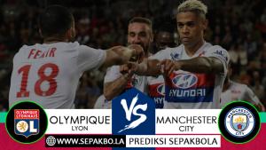 Prediksi Sepakbola Lyon vs Manchester City 28 November 2018