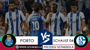 Prediksi Sepakbola Porto vs Schalke 04 29 November 2018