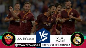Prediksi Sepakbola Roma vs Real Madrid 28 November 2018