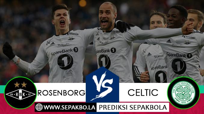 Prediksi Sepakbola Rosenborg BK vs Celtic 30 November 2018