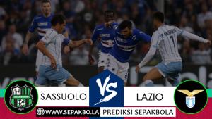 Prediksi Sepakbola Sassuolo vs Lazio 12 November 2018