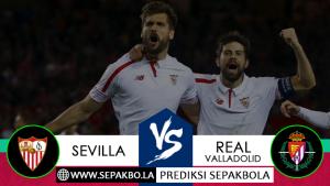 Prediksi Sepakbola Sevilla vs Real Valladolid 25 November 2018