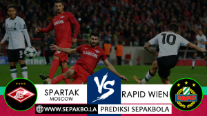 Prediksi Sepakbola Spartak Moscow vs Rapid Wien 29 November 2018