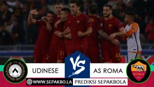 Prediksi Sepakbola Udinese vs AS Roma 24 November 2018