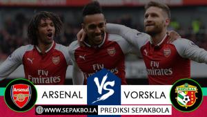 Prediksi Sepakbola Vorskla Poltava vs Arsenal 30 November 2018