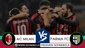 Prediksi Bola AC Milan vs Parma 02 Desember 2018