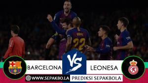Prediksi Bola Barcelona vs Cultural Leonesa 06 Desember 2018
