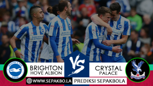 Prediksi Bola Brighton Hove Albion vs Crystal Palace 05 Desember 2018