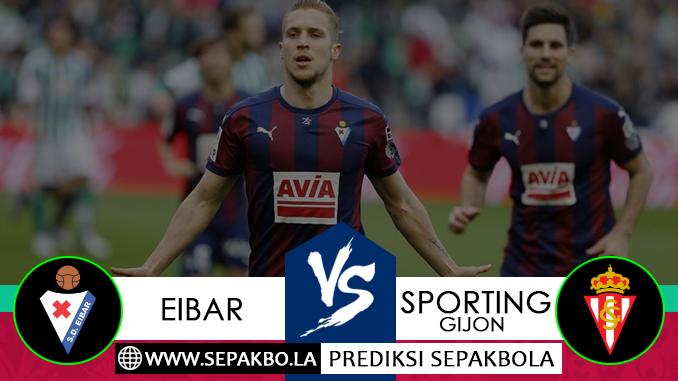 Prediksi Bola Eibar vs Sporting Gijon 07 Desember 2018