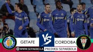 Prediksi Bola Getafe vs Cordoba 05 Desember 2018