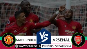 Prediksi Bola Manchester United vs Arsenal 06 Desember 2018