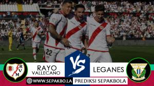 Prediksi Bola Rayo Vallecano vs Leganes 05 Desember 2018