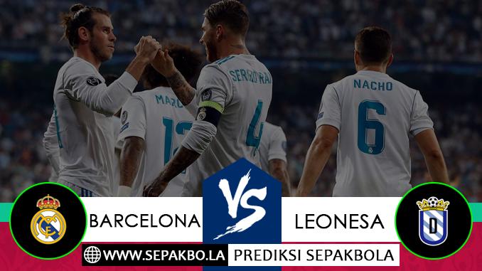 Prediksi Bola Real Madrid vs Melilla 06 Desember 2018