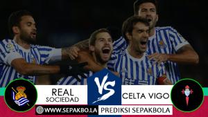 Prediksi Bola Real Sociedad vs Celta Vigo 06 Desember 2018