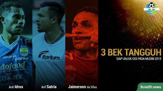 3 Bek Tangguh Liga1 Indonesia yang Berpeluang Unjuk Gigi pada Musim 2019