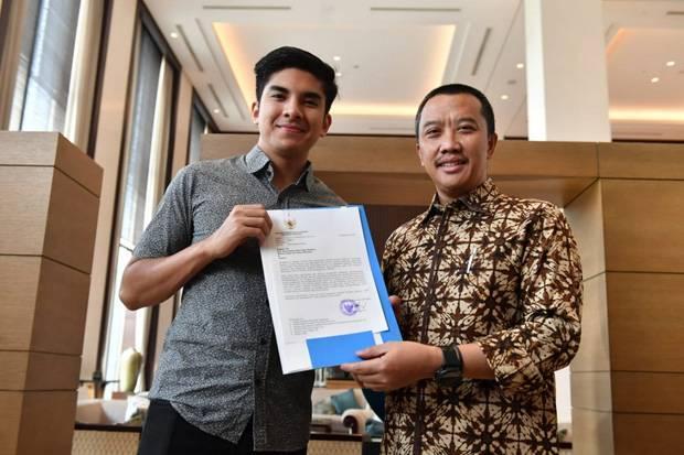 Permintaan Maaf Indonesia