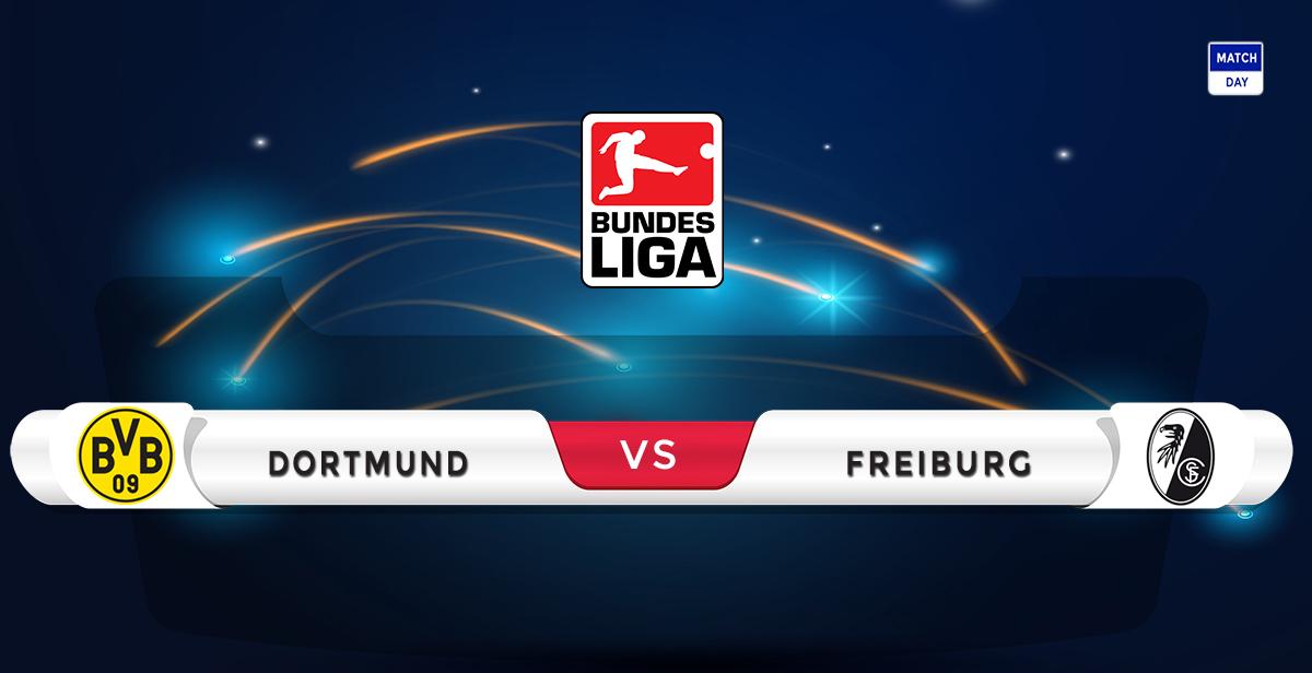 Prediksi Bola Borussia Dortmund vs Freiburg 29 Februari ...
