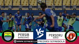 Prediksi Bola Liga Indonesia Persib vs Perseru 23 November 2018