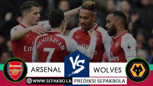 Prediksi Sepakbola Arsenal vs Wolverhampton 11 November 2018