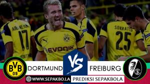 Prediksi Sepakbola Borussia Dortmund vs Freiburg01 Desember 2018