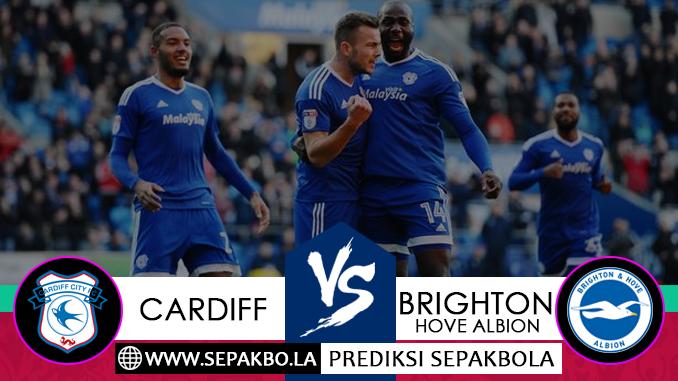 Prediksi Sepakbola Cardiff vs Brighton Hove Albion 10 November 2018