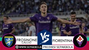 Prediksi Sepakbola Frosinone vs Fiorentina 10 November 2018