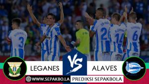 Prediksi Sepakbola Leganes vs Alaves 24 November 2018