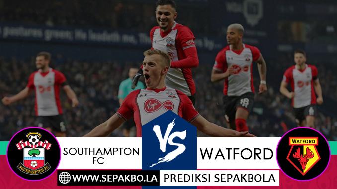 Prediksi Sepakbola Southampton vs Watford 10 November 2018