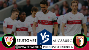 Prediksi Sepakbola Stuttgart vs Augsburg 01 Desember 2018